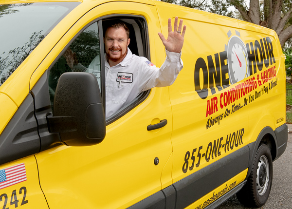 One Hour Bros Bradenton Sarasota Air Conditioning Heating Service
